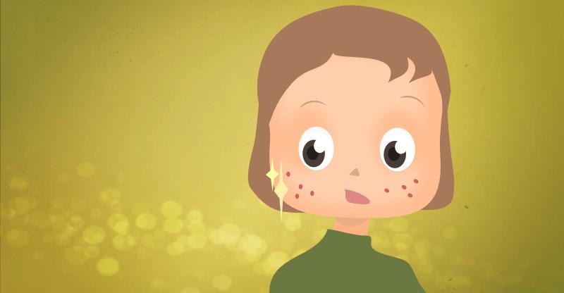 金粉による最新のニキビ治療